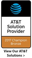 AT&T Bronze Champion